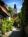 Visby, Sweden Photographic Print by J.D. Mcfarlan