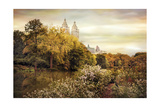 Central Park Autumn Giclee Print by Jessica Jenney
