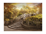 Shakespeare's Garden Giclee Print by Jessica Jenney