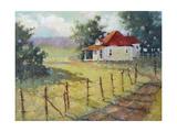 Texas Plain and Simple Giclee Print by Joyce Hicks