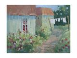 Garden Path Giclee Print by Joyce Hicks