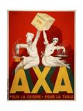 Axa Giclee Print by Marcus Jules