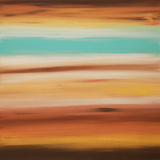 Sunset 9 Giclee Print by Hilary Winfield