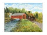 The Old Country Road Giclee Print by Kevin Dodds