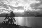 Teton 3 Photographic Print by Gordon Semmens