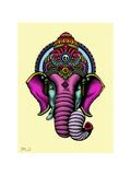 India Giclee Print by Mark Ashkenazi