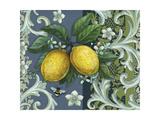 Lemon Giclee Print by Maria Rytova