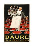 Le Daure Giclee Print by Marcus Jules