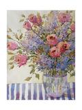 Flower Arrangement Giclee Print by Joyce Hicks