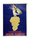 Champagne - Joseph Perrier Giclee Print by Marcus Jules