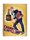 Cherry Maurice Chevalier Giclee Print by Marcus Jules