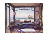 View from the Last House Giclee Print by Lee Mothes