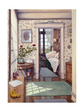 Back Bedroom Giclee Print by Lee Mothes