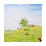 Treasured Memories 2 Reproduction procédé giclée par Kevin Dodds