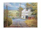 Peaceful in Pennsylvania Giclee Print by Joyce Hicks