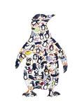 Penguin Giclée-tryk af Louise Tate