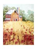 Wild Poppies Giclee Print by Joyce Hicks