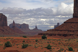 Monument Valley III Photographic Print by J.D. Mcfarlan