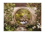 The Secret Garden Giclee Print by Jessica Jenney