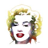 Marilyn Monroe 1 Giclee Print by Marlene Watson