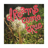 Dreams Come True Giclee Print by Kimberly Glover