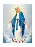 Immaculate Conception 2 Giclée-tryk af Marcus Jules
