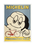 Michelin Giclee Print by Marcus Jules