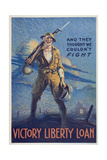 Victory Liberty Loan Giclee Print by Marcus Jules