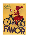 Favor Giclee Print by Marcus Jules