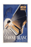 Yvonne Blanc Giclee Print by Marcus Jules