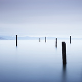 Postes En Sausalito Photographic Print by Moises Levy