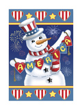 July 4th III Giclee Print by Michele Meissner