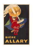 Biere Allary-Linen Giclee Print by Marcus Jules