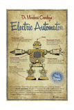 Electric Auto Giclee Print by Michael Murdock