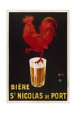 Biere St. Nicolas Giclee Print by Marcus Jules