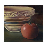 Apple Tomato Giclee Print by Michele Meissner