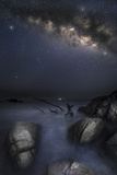 Milky Way Huatulco Photographic Print by Moises Levy