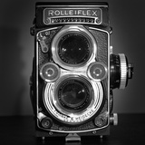 Rolleiflex 1620 Photographic Print by Moises Levy