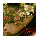 Bathtub Giclee Print by Mindy Sommers