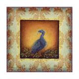 Woodside Heron Giclee Print by Rachel Paxton