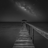 Milky Way in Florida 2 Photographic Print by Moises Levy