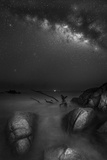 Milky Way Huatulco 2 Photographic Print by Moises Levy