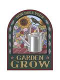 Apple Garden Grow Giclee Print by Michele Meissner