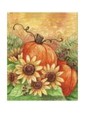 Sunflowers Autumn Giclee Print by Melinda Hipsher