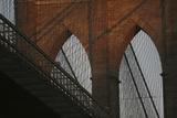 Brooklyn Bridge 1 Photographic Print by Robert Goldwitz