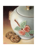 Apple Cookies Giclee Print by Michele Meissner