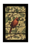 Apple Cardinal Giclee Print by Michele Meissner
