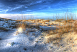 Small Dunes Photographic Print by Robert Goldwitz