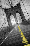 Brooklyn Bridge - Pop Photographic Print by Moises Levy