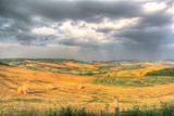 Tuscan Storm I Photographic Print by Robert Goldwitz